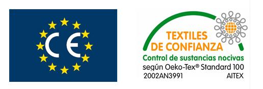 Certificados Oeko Tex y fabricación en la CEE